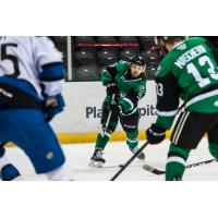 Texas Stars winger Anthony Louis