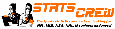 Sports Statistics from the Stats Crew