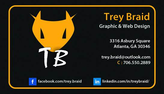 Trey Braid Graphic and Web Design